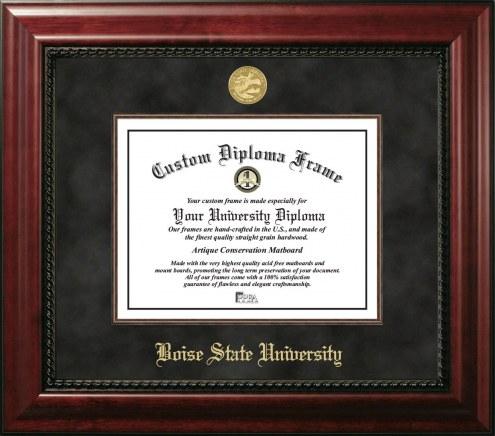 Boise State Broncos Executive Diploma Frame