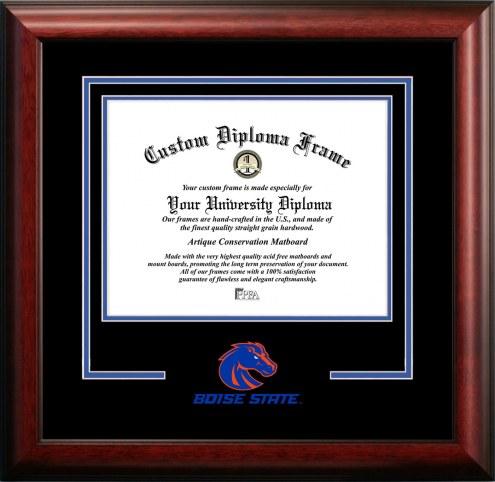 Boise State Broncos Spirit Diploma Frame