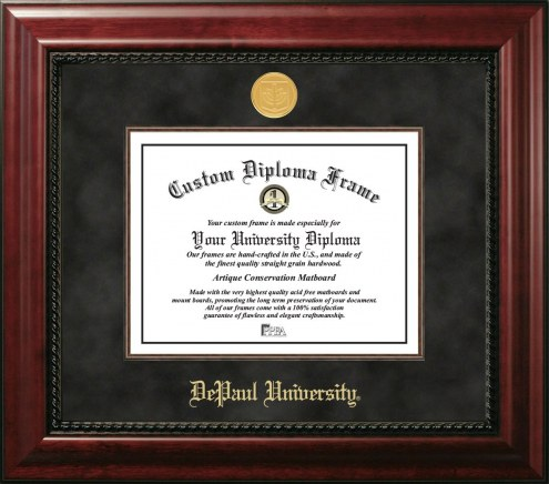 DePaul Blue Demons Executive Diploma Frame