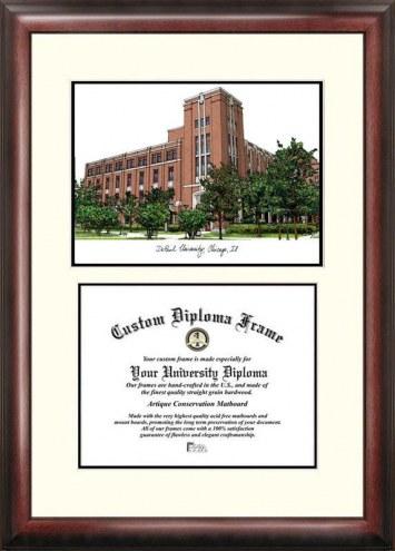 DePaul Blue Demons Scholar Diploma Frame