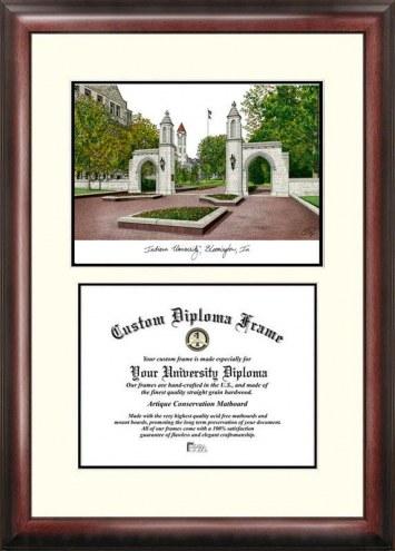 Indiana Hoosiers Scholar Diploma Frame