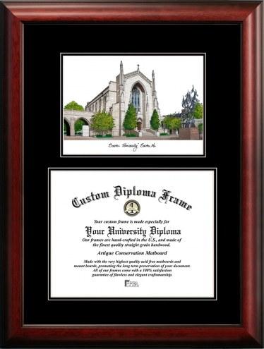 Boston Terriers Diplomate Diploma Frame