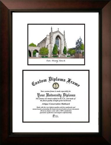 Boston Terriers Legacy Scholar Diploma Frame