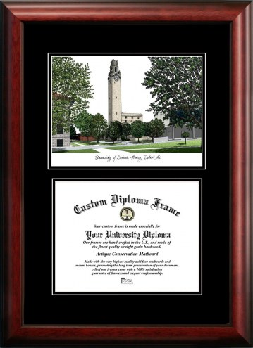 Detroit Mercy Titans Diplomate Diploma Frame