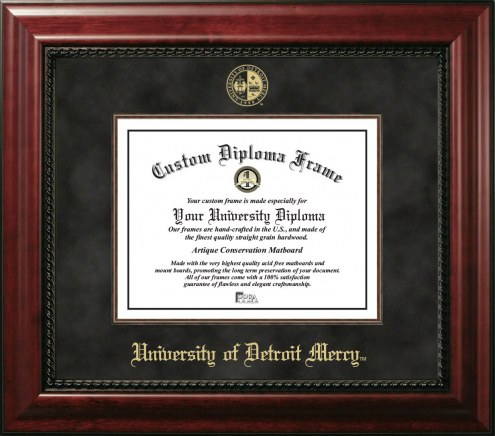 Detroit Mercy Titans Executive Diploma Frame