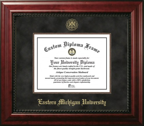 Eastern Michigan Eagles Executive Diploma Frame