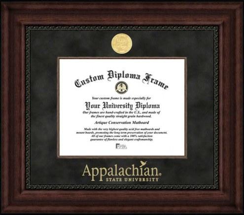 Appalachian State Mountaineers Executive Diploma Frame