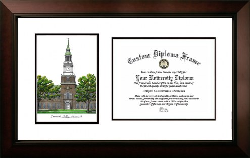 Dartmouth Big Green Legacy Scholar Diploma Frame