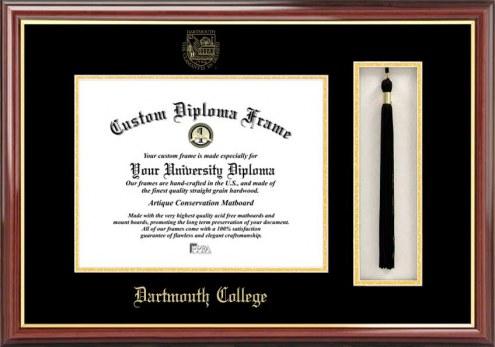 Dartmouth Big Green Diploma Frame & Tassel Box