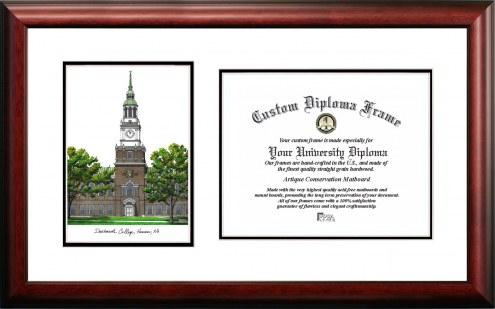 Dartmouth Big Green Scholar Diploma Frame