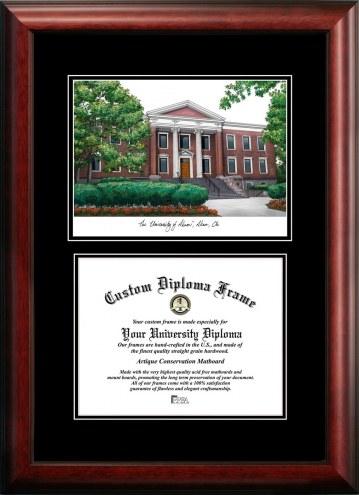 Akron Zips Diplomate Diploma Frame
