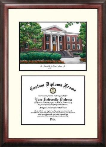 Akron Zips Scholar Diploma Frame