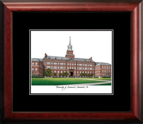 Cincinnati Bearcats Campus Images Lithograph