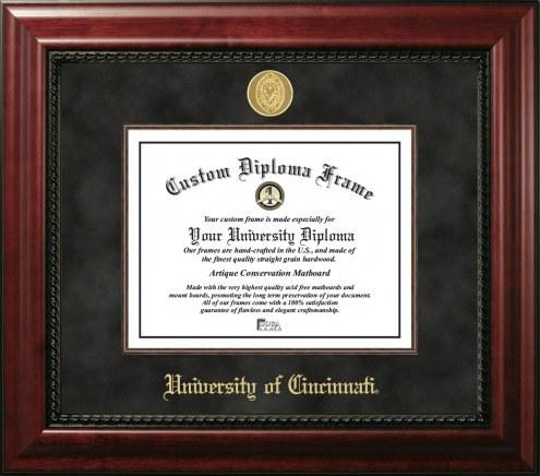 Cincinnati Bearcats Executive Diploma Frame