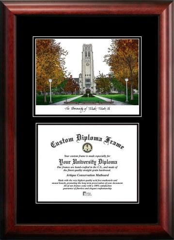 Toledo Rockets Diplomate Diploma Frame