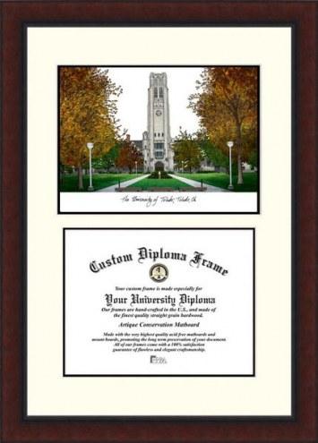 Toledo Rockets Legacy Scholar Diploma Frame