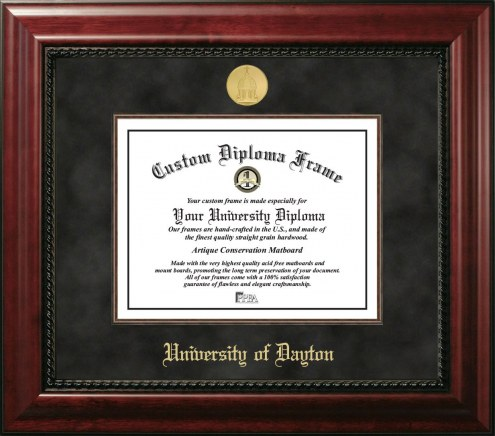 Dayton Flyers Executive Diploma Frame
