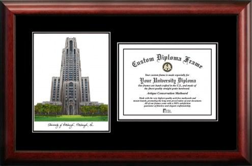 Pittsburgh Panthers Diplomate Diploma Frame