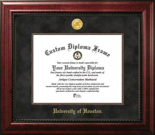 Houston Cougars Executive Diploma Frame