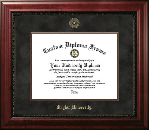 Baylor Bears Executive Diploma Frame