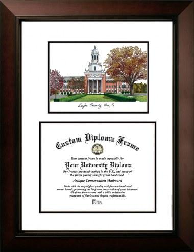 Baylor Bears Legacy Scholar Diploma Frame