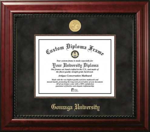 Gonzaga Bulldogs Executive Diploma Frame