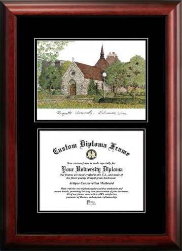 Marquette Golden Eagles Diplomate Diploma Frame
