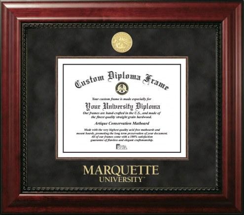 Marquette Golden Eagles Executive Diploma Frame