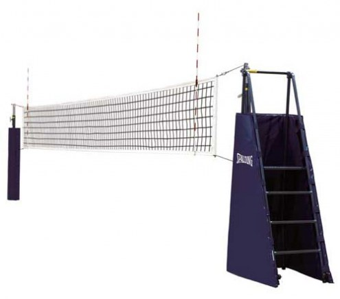 Spalding Elite Steel Volleyball System