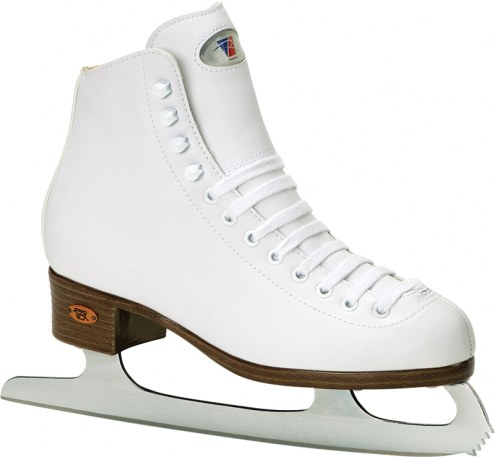 Riedell 10J Beginner Junior Girls Figure Skates with Eclipse GR4 Blade