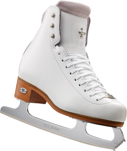 Riedell Stride Ladies Figure Skates with Eclipse Astra Blades