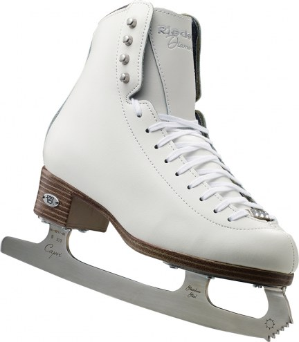 Riedell 33 Diamond Junior Girls Figure Skates