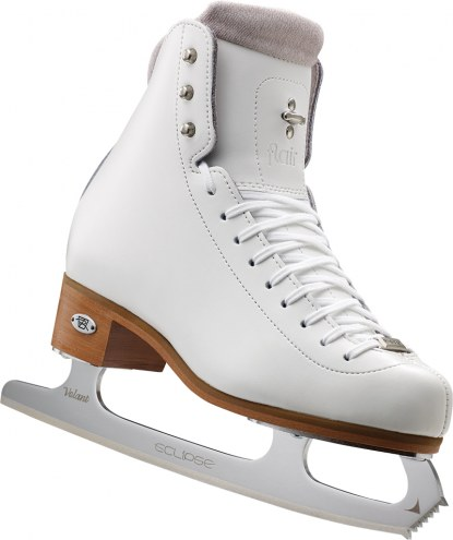Riedell Flair Ladies Figure Skates with Eclipse Astra Blades