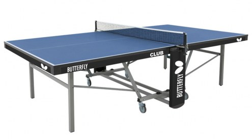 Butterfly Club 25 Ping Pong Table