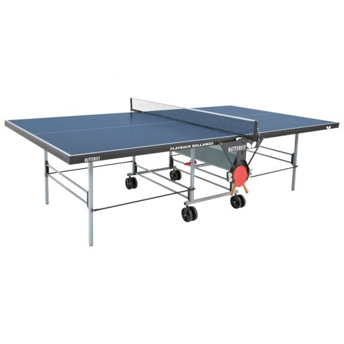 Butterfly TR26 Playback Rollaway Ping Pong Table