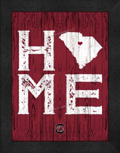 South Carolina Gamecocks Home Away From Home Wall Decor