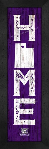 Weber State Wildcats Home Away From Home Wall Decor