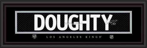 Los Angeles Kings Doughty Framed Signature Nameplate