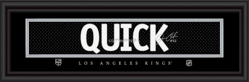 Los Angeles Kings Quick Framed Signature Nameplate