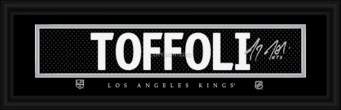 Los Angeles Kings Toffoli Framed Signature Nameplate