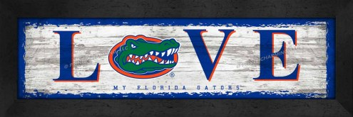 Florida Gators Love My Team Wall Decor