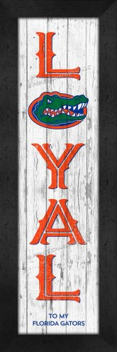 Florida Gators Loyal Wall Decor