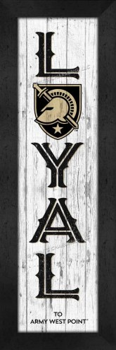Army Black Knights Loyal Wall Decor