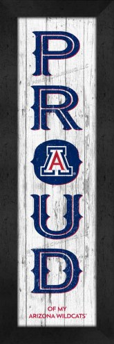 Arizona Wildcats Proud Wall Decor