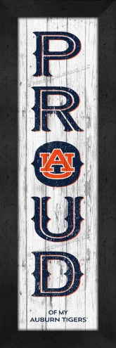 Auburn Tigers Proud Wall Decor