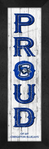 Creighton Bluejays Proud Wall Decor