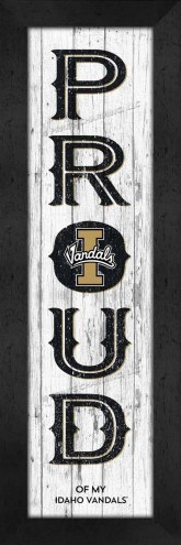 Idaho Vandals Proud Wall Decor