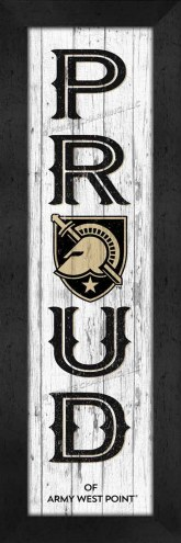 Army Black Knights Proud Wall Decor