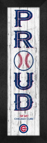 Chicago Cubs Proud Wall Decor