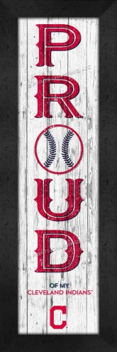 Cleveland Indians Proud Wall Decor